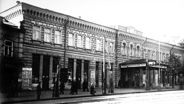 театр Бергоньє
