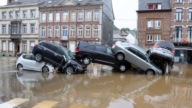 повінь у бельгії