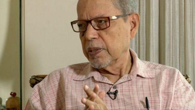 বদরুদ্দোজা চৌধুরী।