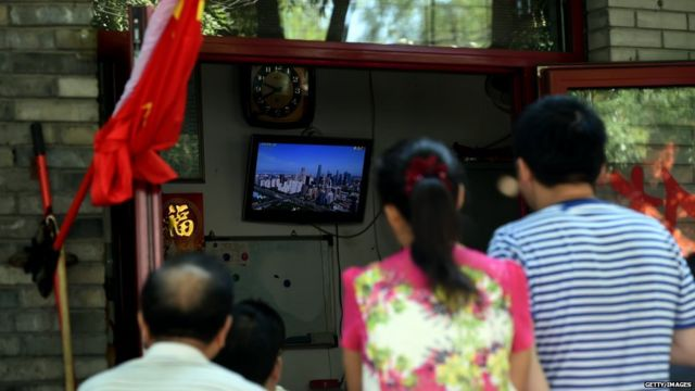 Millions moan that there's only one topic on Chinese TV