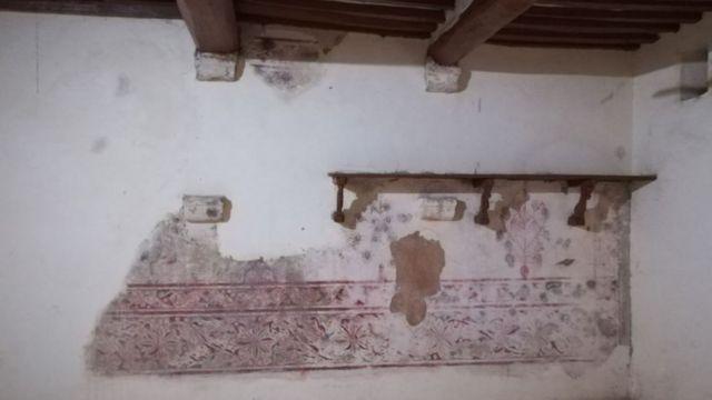 કસ્તુરબા ગાંધીના જન્મસ્થળની સ્થિતિ દર્શાવતી તસવીર