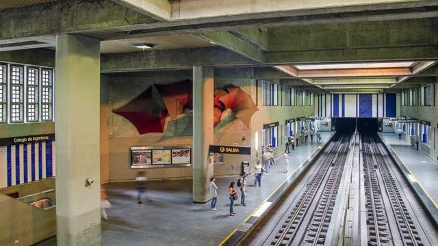 काराकास मेट्रो