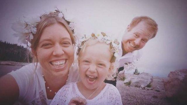 KRISTY EHRLICH sua família