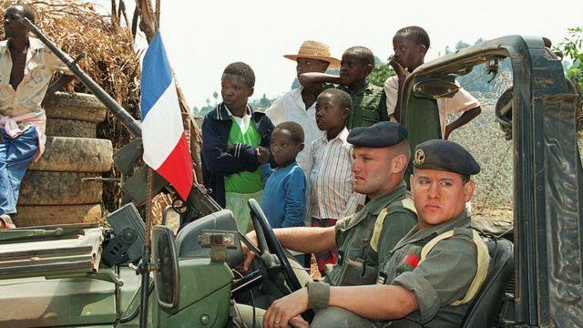 rwanda, opération turquoise