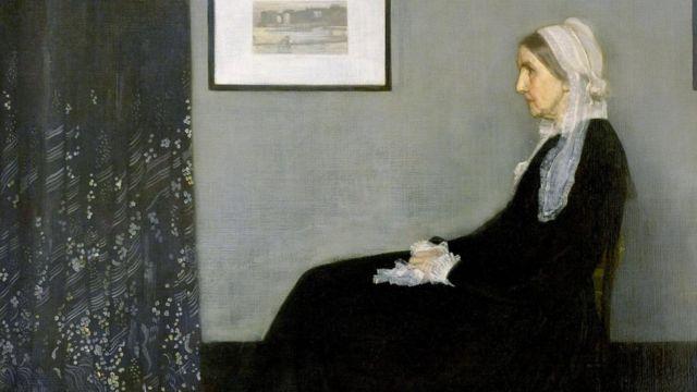 母亲的画像