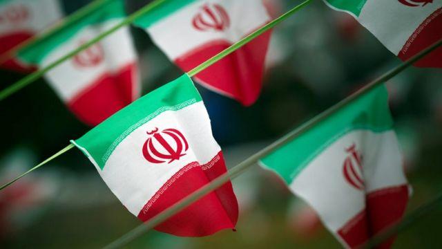 اعلام ايرانية