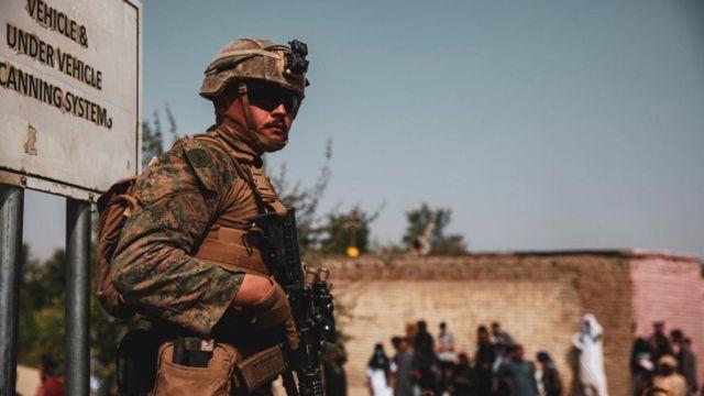 अमेरिका, तालिबान, अफ़ग़ानिस्तान
