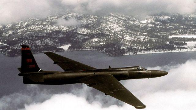 U-2 был разработан для полетов над советской территорией, чтобы следить за вооруженными силами СССР и военными объектами