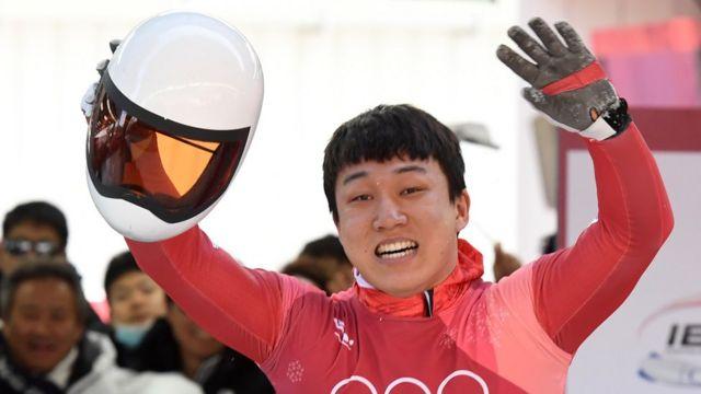 평창이 첫 올림픽 출전인 김지수 선수도 6위로 선전했다