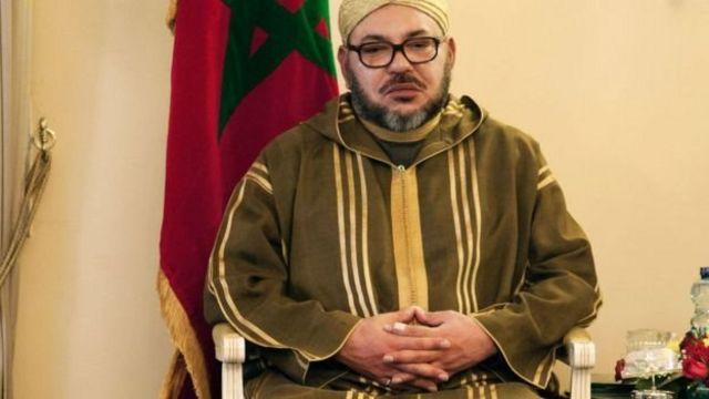 Sarki Mohammed na Morocco