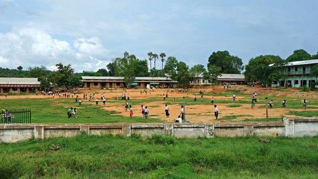 မြန်မာစာသင်ကျောင်း