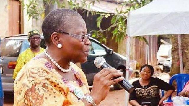 Oby Ezekwesili