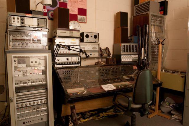 Equipo de radiodifusión