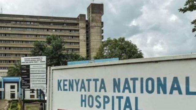 Hospitali kuu ya Kenyatta jijini Nairobi