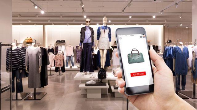 Aplicación para hacer compras