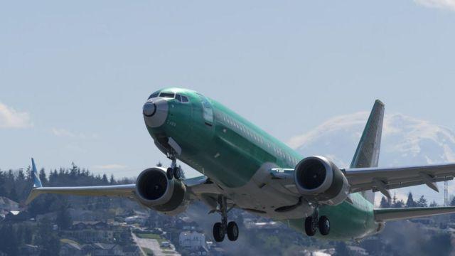 ቦይንግ 737 ማክስ 8