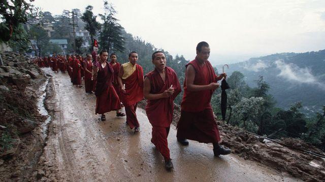 Tibetanos.
