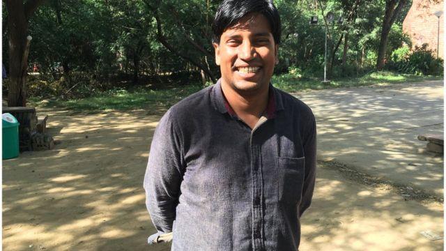 रवि रंजन चौधरी, एबीवीपी