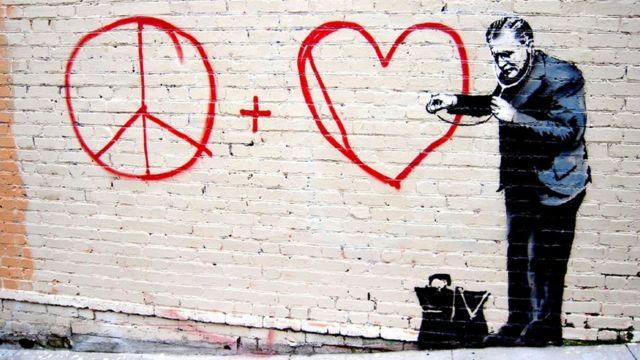 UK cinema premiere of Banksy film in Aberdeen