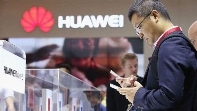 Huawei, China