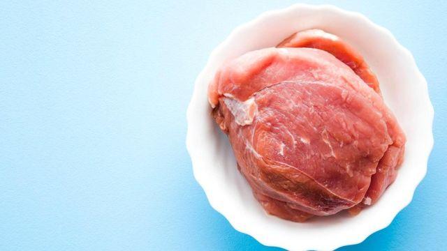 Холестерин есть и в мясе