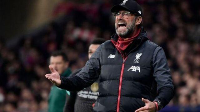 Liverpool y'umutoza Jurgen Klopp iri hafi kwegukana igikombe cya Premier League