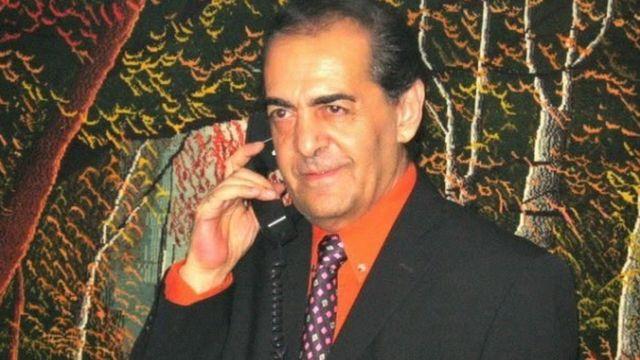 فرود فولادوند مدیر انجمن پادشاهی ایران بیش از پانزده سال است که در ترکیه ناپدید شده است