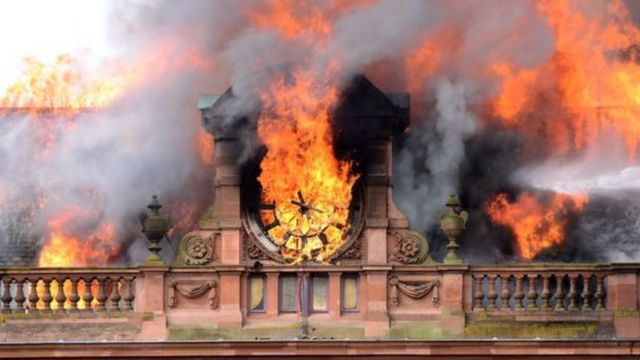 Primark fire in Belfast was 'accidental', NIFRS says