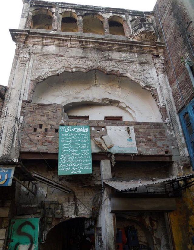 लाहौर का शीतला देवी मंदिर