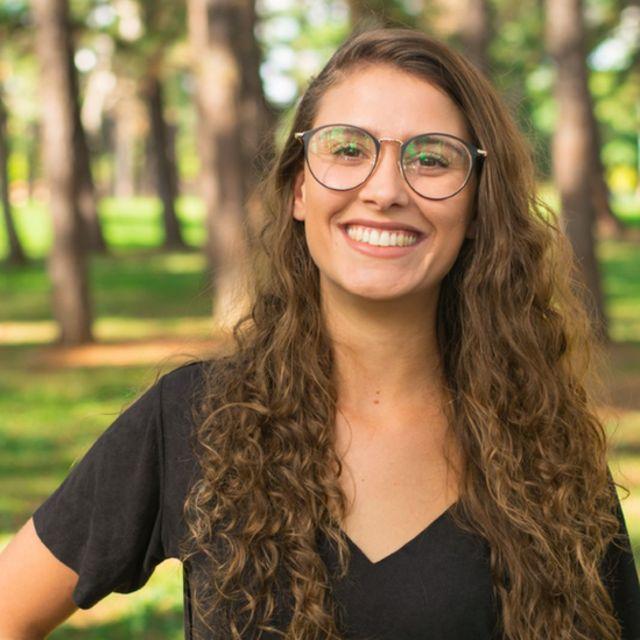 Leticia Medeiros, da ONG Elas no Poder