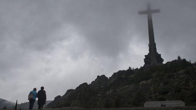 Valle de los Caídos en España