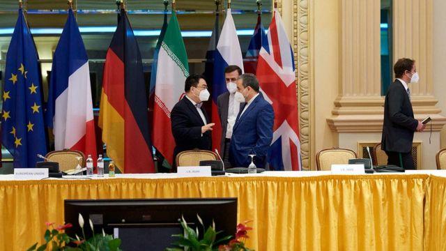 مذاکرات بین ایران و آمریکا به طور غیرمستقیم و عمدتا به واسطه چین و روسیه انجام می شود