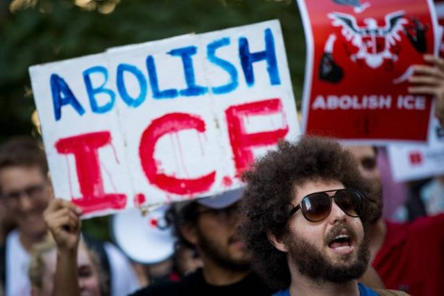 Protest against ICE