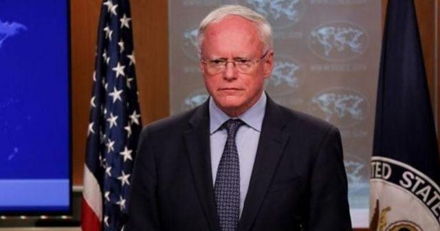 ABD'nin eski Ankara Büyükelçisi James Jeffrey