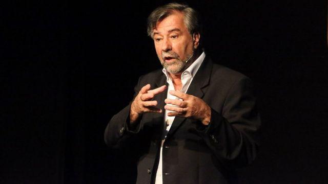 Paulo Artaxo em palestra