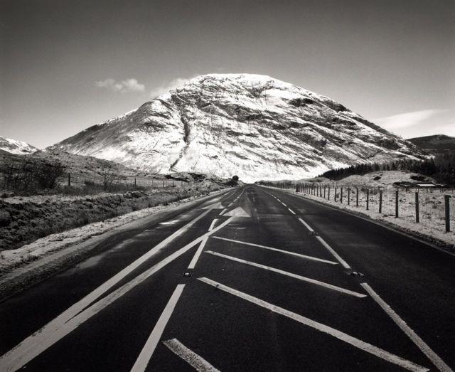 У долині Гленко, Шотландія, 1989 р.