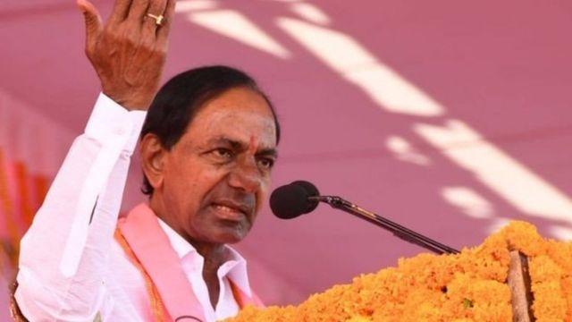 சந்திர கேகர ராவ்