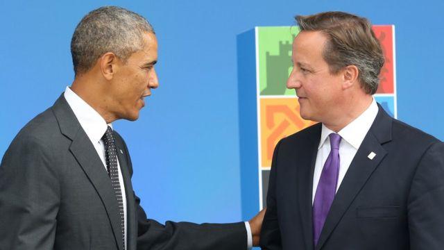 Obama warned against EU referendum intervention