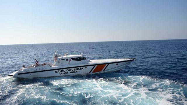 Sahil Güvenlik Teknesi (Arşiv)