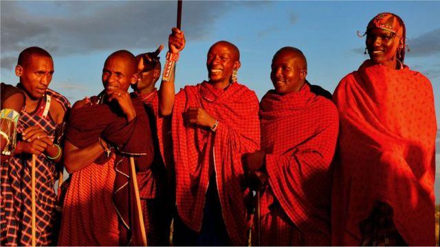 Qowmiyada Maasai ee Ku nool Kanyta Amboseli