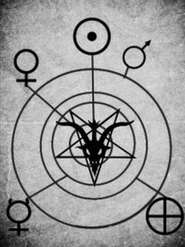 Símbolos satânicos