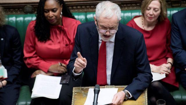 جرمی کوربین بخش قابل توجهی از ۳۶ سال عضویتش در مجلس بریتانیا را به مخالفت با اتحادیه اروپا گذارنده است