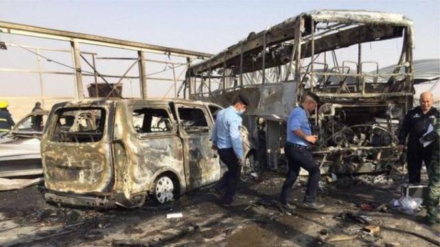 इराक़ में चरमपंथी हमला