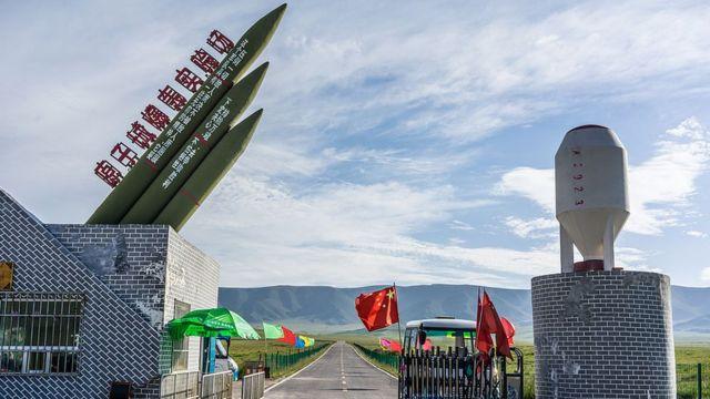 base militar na China