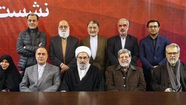 اعضای موسس جبهه مردمی انقلاب اسلامی