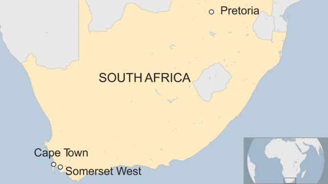 Qariidad muujineyso Cape town jihada ay Koonfur Afrika kaga taallo