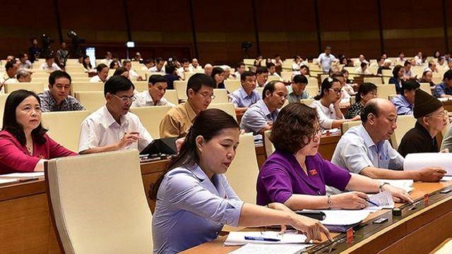 Quốc hội Việt Nam đã biểu quyết thông qua Luật An ninh mạng hôm 12/6/2018.