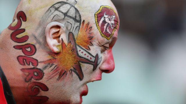 Navijači dolaze sa svih strana sveta da bi odali počast slavnoj ekipi Torina