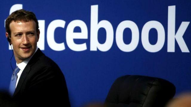 फ़ेसबुक और ज़करबर्ग