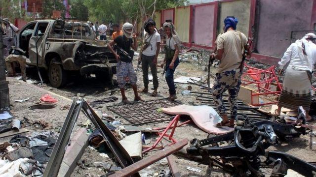 درگیری ها در یمن